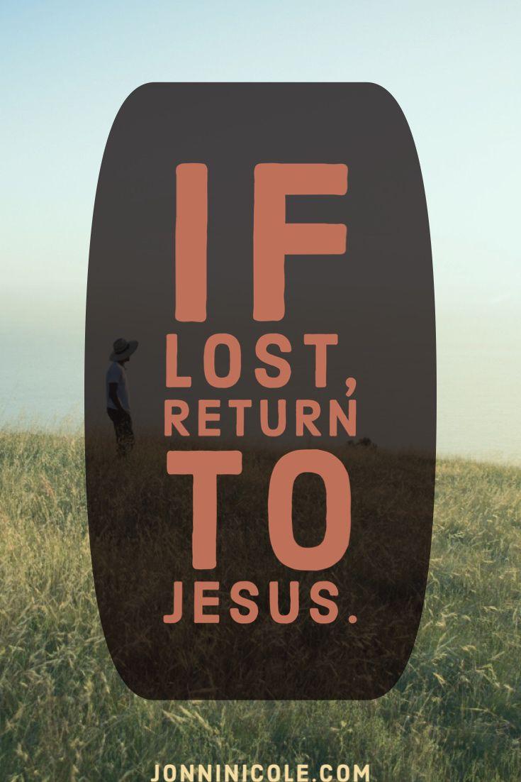 Jesus- devotional
