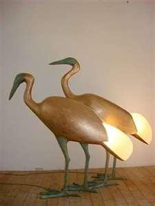 Claude & Francois-Xavier Lalanne. Животные- мебель ... Lamps!