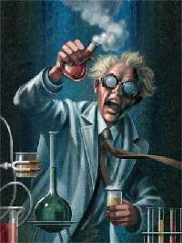 How to be a (proper) mad scientist