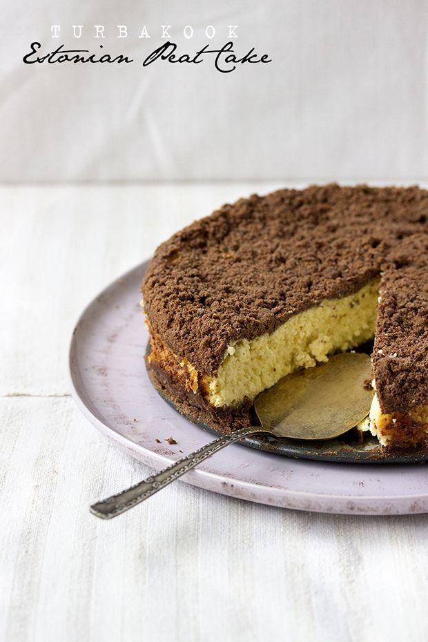 EAT ME BLOG: Turbakook - эстонский торфяной пирог