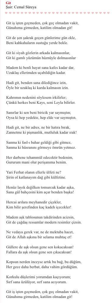 Cemal Süreyya ❤️❤️❤️