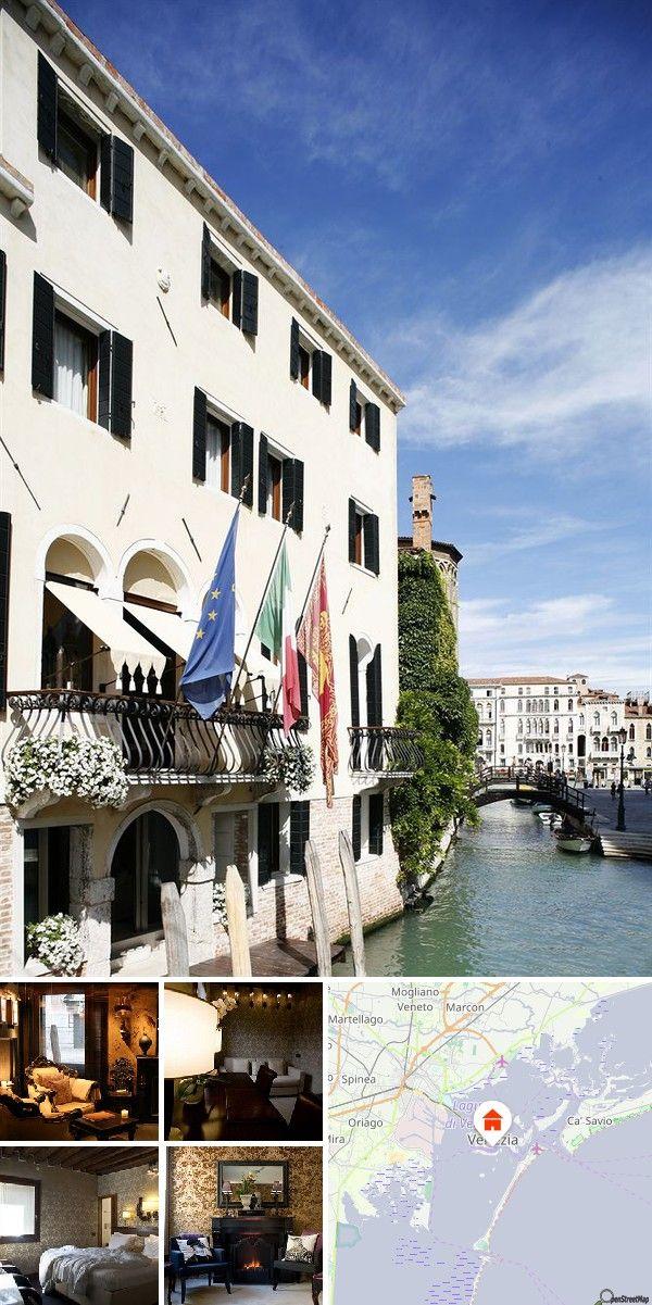 L'hôtel se trouve dans un quartier paisible donnant sur le Grand canal, en plein centre de Venise, à 500 m du centre-ville et de la place Saint-Marc. Ses clients pourront rejoindre à pied des restaurants, des bars et des magasins. La plage est accessible en 15 min avec les transports publics. La basilique Santa Maria della Salute et le Grand canal se trouvent tous deux en face de l'établissement, tandis que le musée Peggy Guggenheim est à 200 m. Le pont de l'Académie est à 5 min à pied de…