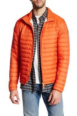 Lightweight Nylon Basic Jacket
