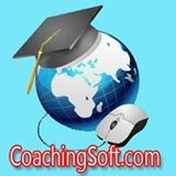 Coaching Soft to provide online test series to your students through internet.You can create tests that students can take through internet from anywhere in the world.