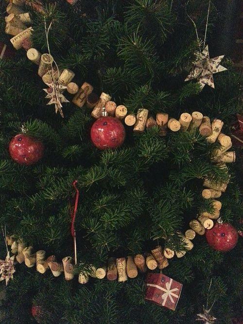 17 mejores im genes sobre adornos navide os reciclando - Ornamentos de navidad ...