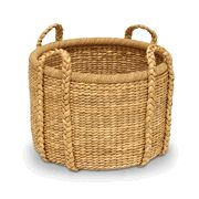 Hand Woven Seagrass Planter http://pacificheightsplace.com/hawosepl.html