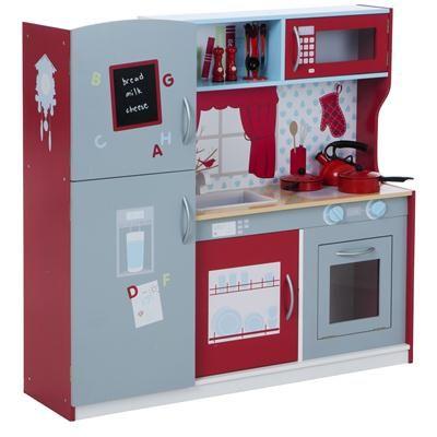 Red Play Kitchen Set best 20+ wooden kitchen playsets ideas on pinterest | diy play