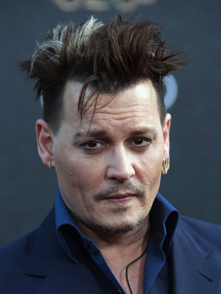 The Worst Celebrity Men S Hairstyles Of All Time Worst Celebrities Johnny Depp Haircut Johnny Depp Pictures