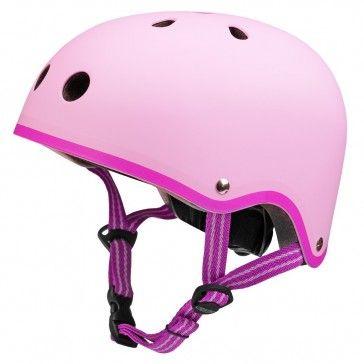 Cykelhjelm fra Micro - Pink