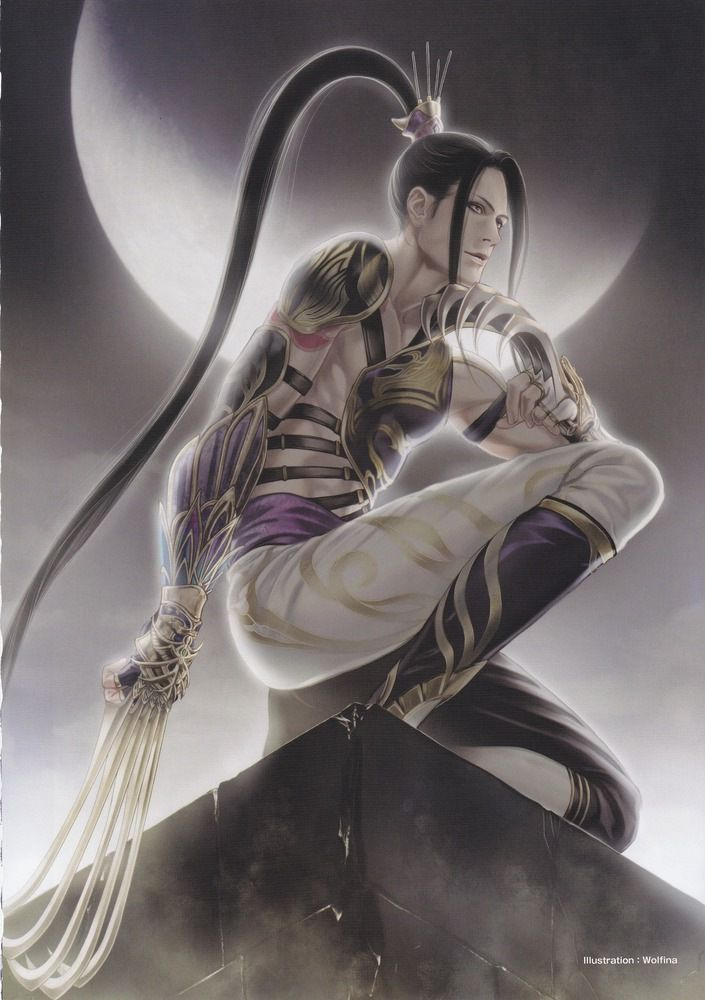 Zhang He - Dynasty Warriors