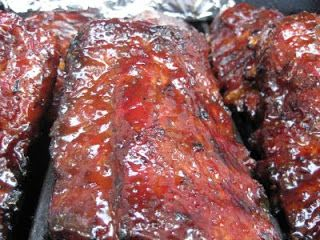 These Peas are Hollow: Ribs, Potatoes, and a Power Outage