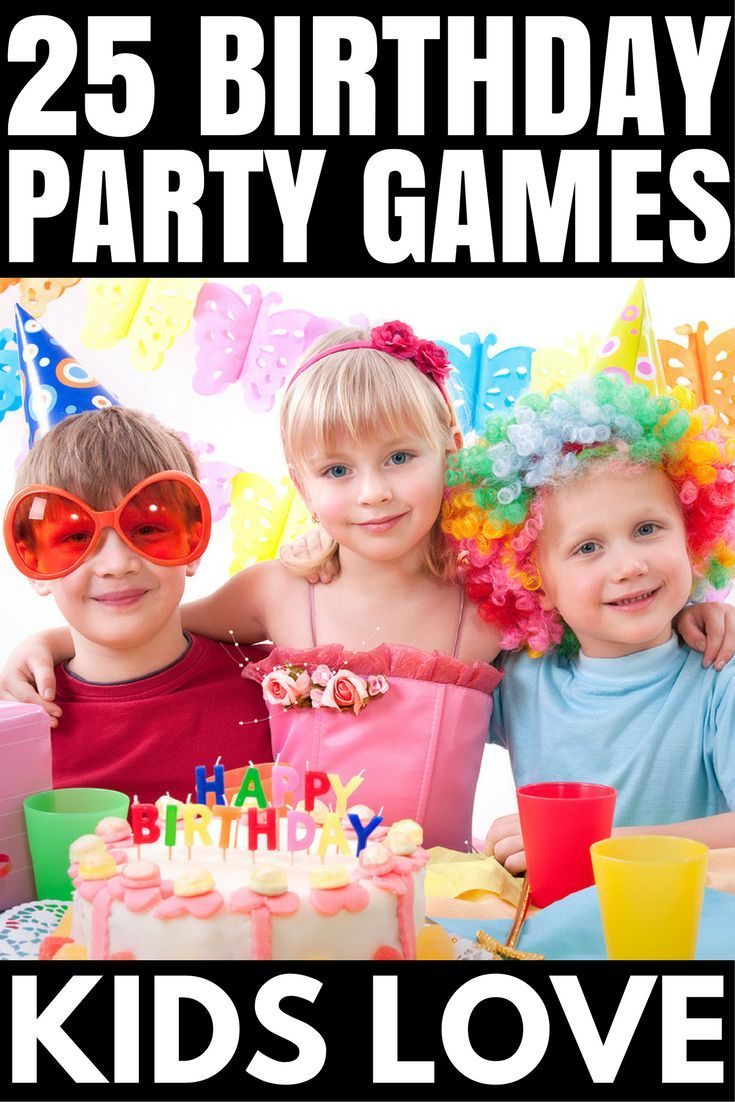 Whether d organizing a birthday party for girls or for boys, for toddlers or for school-aded kids, this collection of ridiculously fun (and cheap!) birthday party games for kids has lots of indoor and outdoor games to keep your guests happy and entertained. We really love 9, 11, and 22!