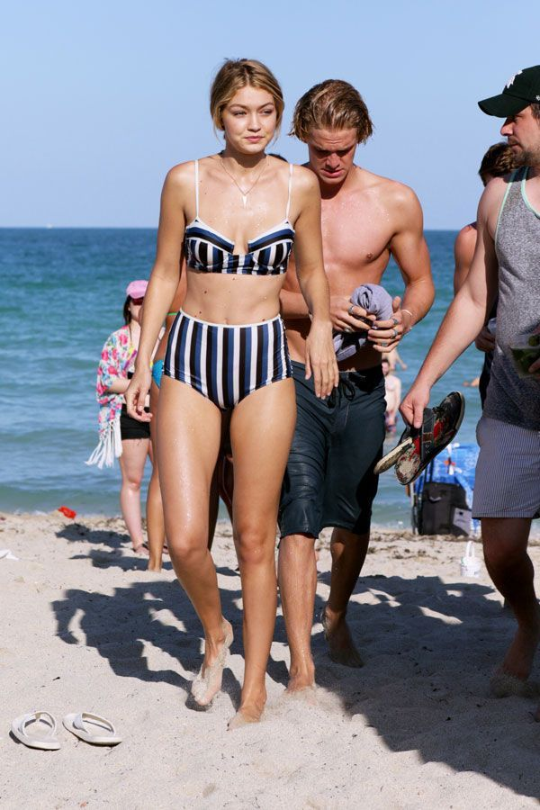 The Best Swimsuits According To Celebs | Beach House ...