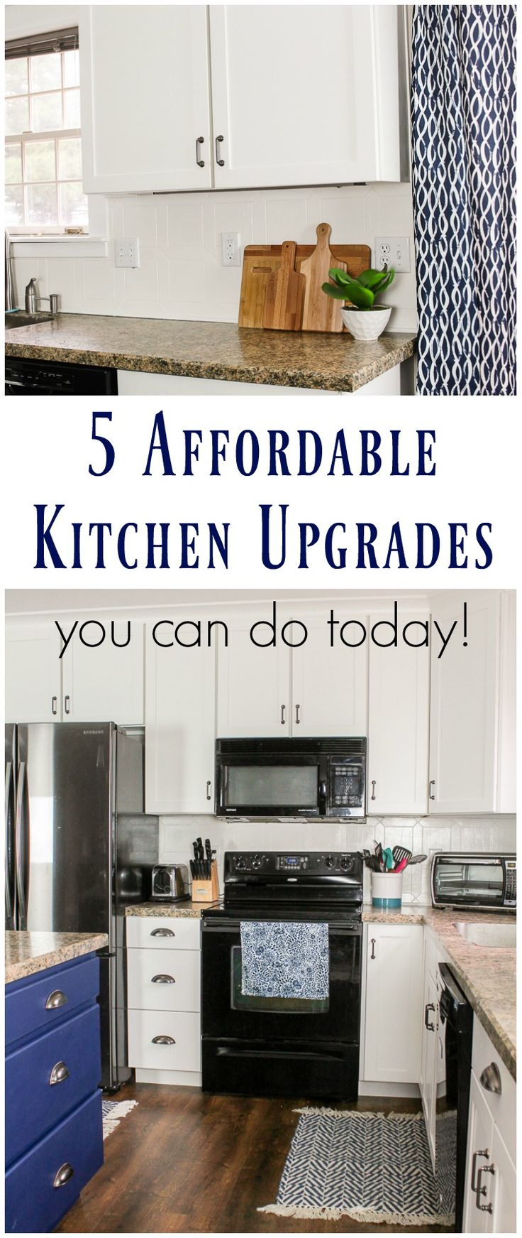 Kitchen Upgrades 17 Best Images About Home Decor Kitchens On Pinterest Farmhouse
