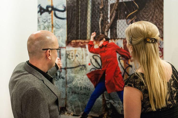 Discussing about RAPID DEVELOPMENTNYC dance photograph on aluminum | 2014