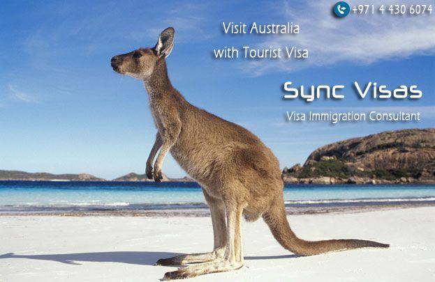 Australian visit visa by Dubai Based leading Visa Consultant Sync Visas
