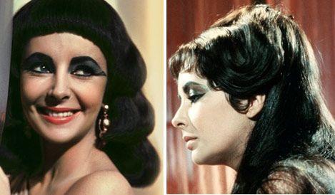 Стиль 60-х годов. Модный макияж в стиле 60-х. Фото