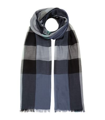 Burberry Sheer Check Scarf available to buy at Harrods. Shop women's designer scarves online and earn Rewards points.