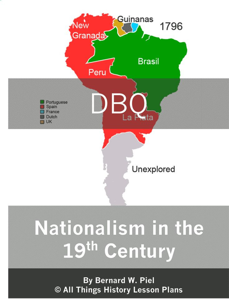ap world nationalism dbq How can you use a current events article to get more points on the ap world history dbq read this post on how to use synthesis to get a seven on the dbq.