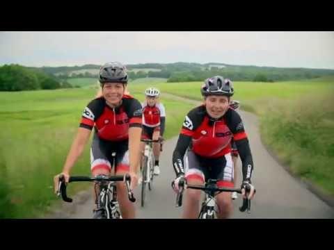 Kom godt op ad de stejle bakker - landevejscykling for kvinder