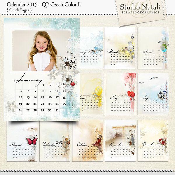Calendar 2015 English 1