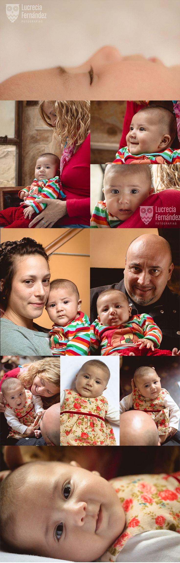 Alma {3 meses} - Retratos de bebés en Rosario - Blog de Fotografias de Lucrecia Fernández - Rosario - Argentina - Otros - Rosario - Argentina