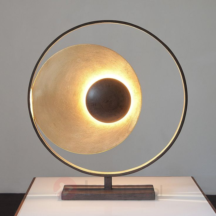 Ekskluzywna designerska lampa stołowa Satellite 4512458