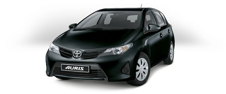 Toyota  Auris - Eclipse Black Metallic