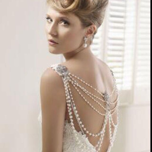 """Tendance Robe De Mariée 2017/ 2018 : Love this from """"Gowns of Elegance""""..."""