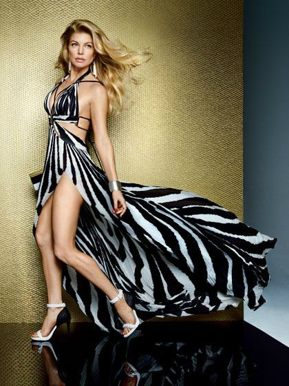 """Fergie is back! After taking some time off to simply relax and raise her adorable 16-month-old son, Axl, the Fergilicious one is releasing a new solo album in the spring and taking her critics head on. The cover star of the February 2015 issue of Allure told the magazine, """"I don't read everything. I just figure with all my stuff, some people are going to like it; some people aren't. It's a lot easier for me to just say f--- it now!"""" The issue hits newsstands on Jan. 27."""