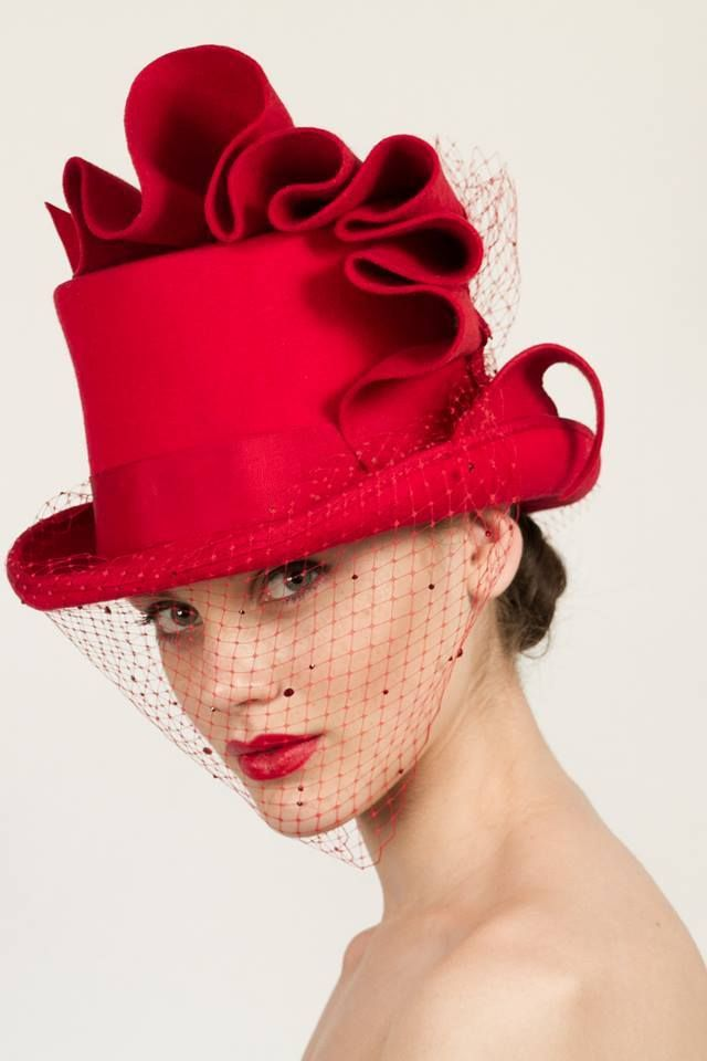Georgina Heffernan Millinery -A/W 2013