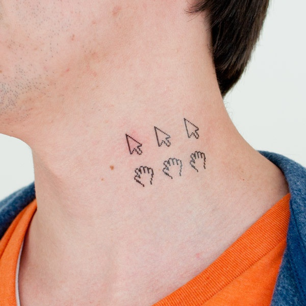 I want to put one of these on my index finger. Tattly is so bangin.