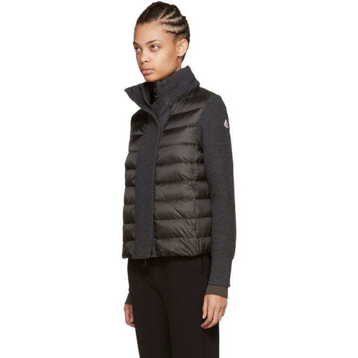 moncler albert jacket black