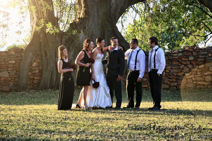 The Bridal Party. Wedding Photography by Storm Photographic Studio, Wedding Photography Gauteng.