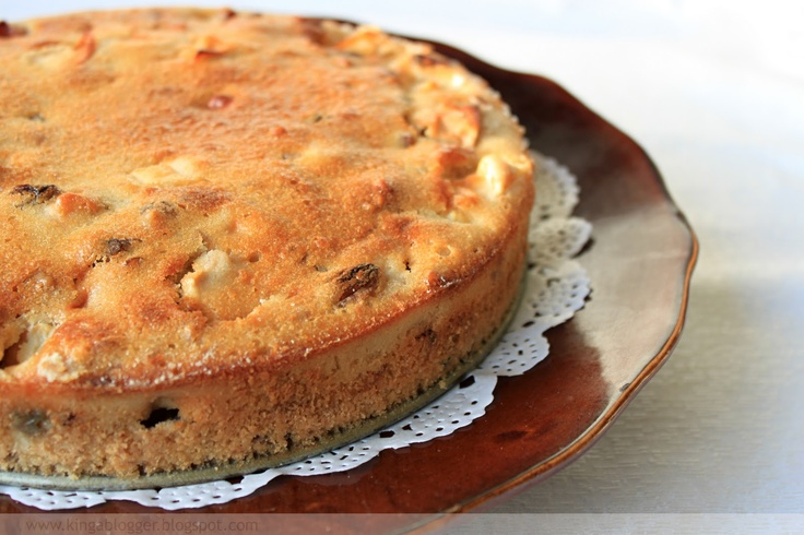 Jablková torta | Kinga blogger