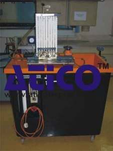 Atico provides a lot more Technical Lab Instruments in which Fluid Mechanics Lab Equipments are most prominent category. They consists Multi Turbine Test Bench, Interface Unit, Compact Francis Turbine, Seepage Apparatus, Energy Losses in Pipes, Bend Meter Test Rig and Fluid Friction Apparatus etc.