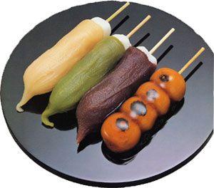 追分だんご : 団子 #Japanese #Sweets My Fav!