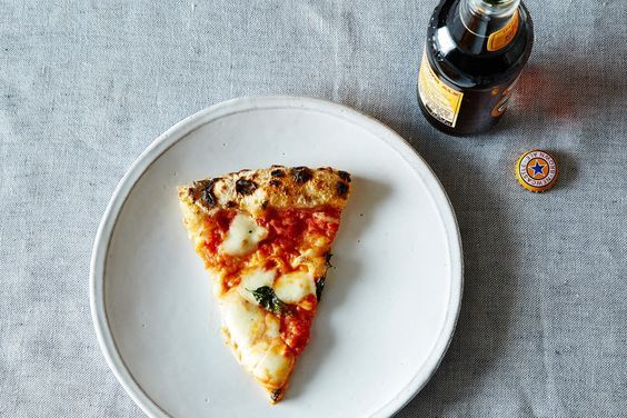 Never thought of this before.....The Best Way to Reheat Pizza at Home on Food52