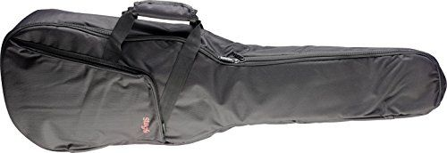 Stagg STB-10 W Basic Series Padded Gig Bag with Shoulder Straps for Folk, Western, and Dreadnought Acoustic Guitar