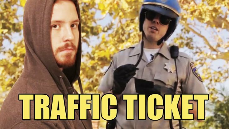 How to Get Out of a Traffic Ticket | MisterEpicMann
