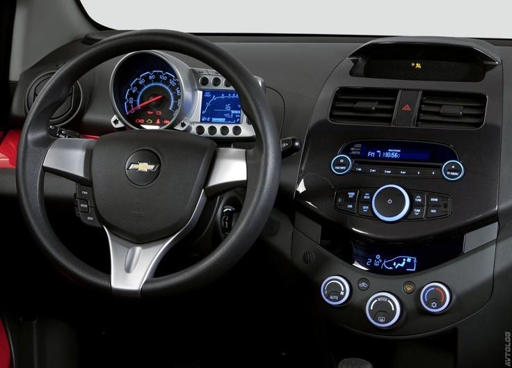 2010 Chevrolet Spark