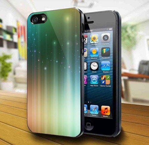 Retro Rainbow iPhone 5 Case   kogadvertising - Accessories on ArtFire
