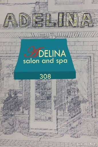 Our soon this week New Sign.. | Adelina Salon & Spa | Pinterest | Salons, Spa and New sign