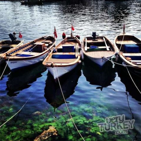 Burgazada Island Istanbul