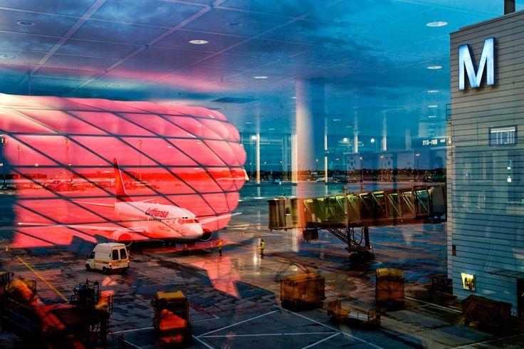 Silverfast: Flughafen Abendstimmung (MUC)