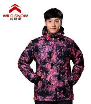 Wild Snow New Winter Ski Jackets Suit Men Outdoor Thermal Waterproof Snowboard Jackets Climbing Snow Skiing Clothes