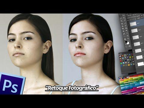 Retoque Fotográfico Profesional en Photoshop. - YouTube