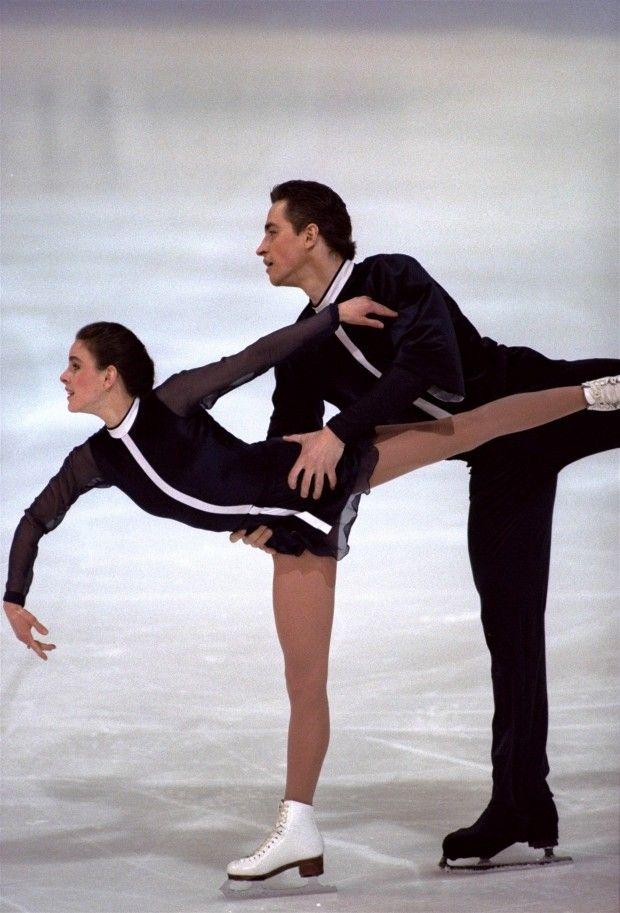 ekaterina gordeeva & sergei grinkov.I love watching ice skating. Please check out my website Thanks.  www.photopix.co.nz