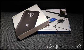 Wie finden wir es ???  : Microsoft Lumia 950 - Mein Fazit nach zwei Wochen