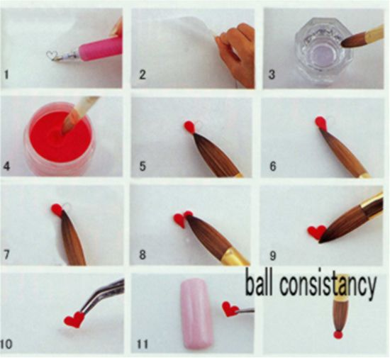 How To Make Nail Polish With Eyeshadow And Water Creative Touch